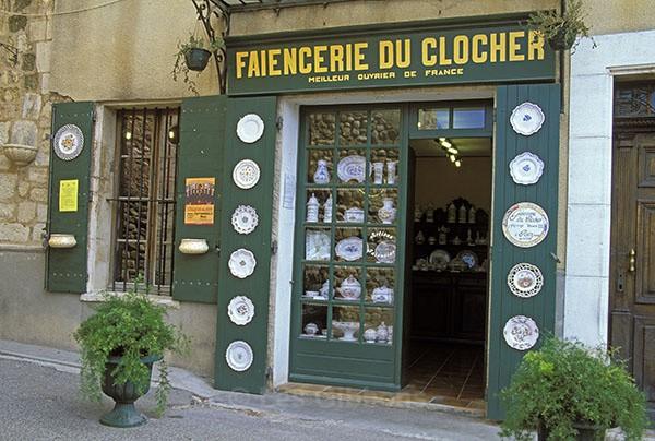 riez - shop - Provence
