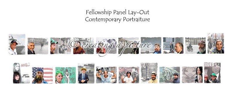 Lay-Out Plan - Fellowship of The Irish Photographic Federation - FIPF