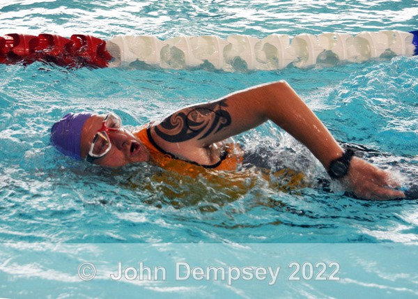 In The Water 8 - Montrose Triathlon 2015