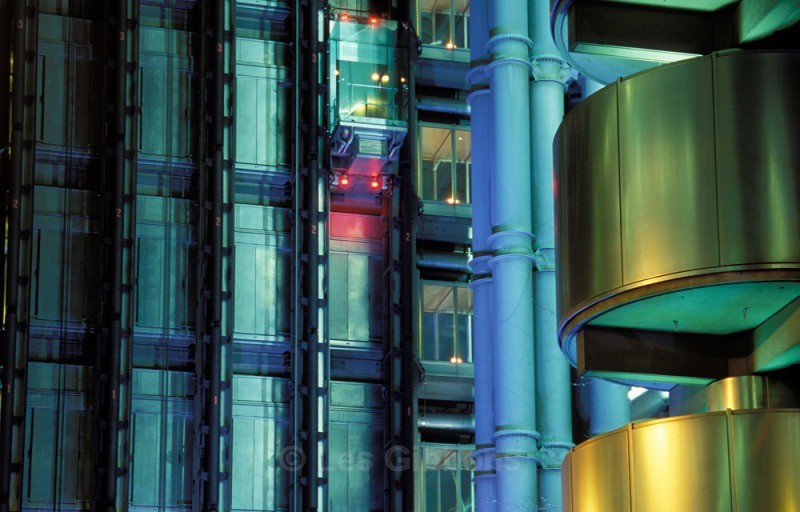 Lloyds lifts - London
