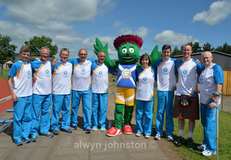 QUEENS BATON - Events
