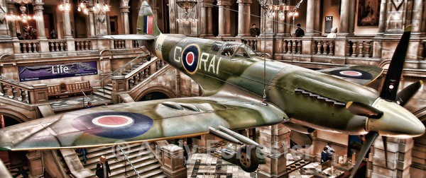 Spitfire - Retouched