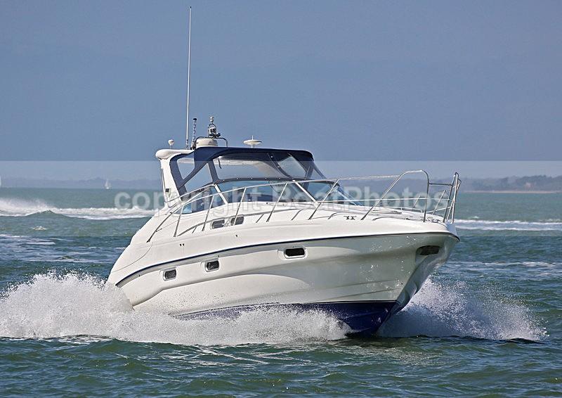 130505 KALAMAKI SEALINE S34 WT7A7971 - Motorboats - Open