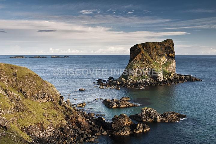 Stookarudan and Garvan Isles - Inishowen peninsula