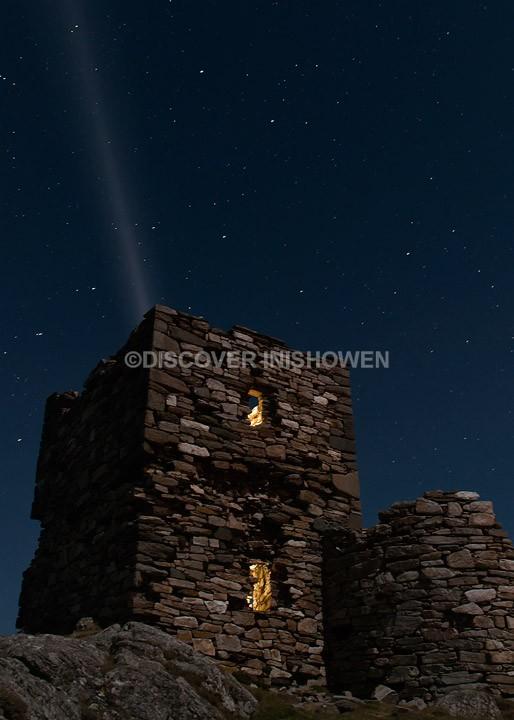 Carrickabragey Castle - Inishowen II