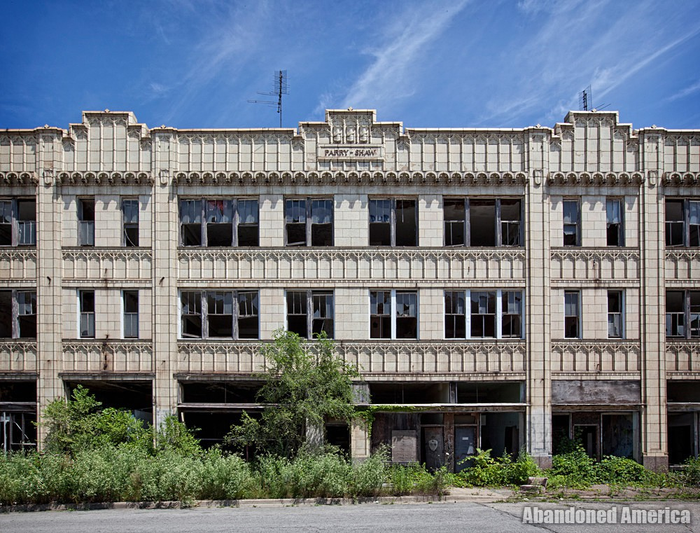 Gary, Indiana | Parry-Shaw Building - Gary, Indiana