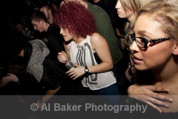 13 - Skittles 'Poor With £100 Trainers' launch 05.03.12