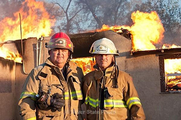 Toad and Ralph - Fallon/Churchill Fire Department