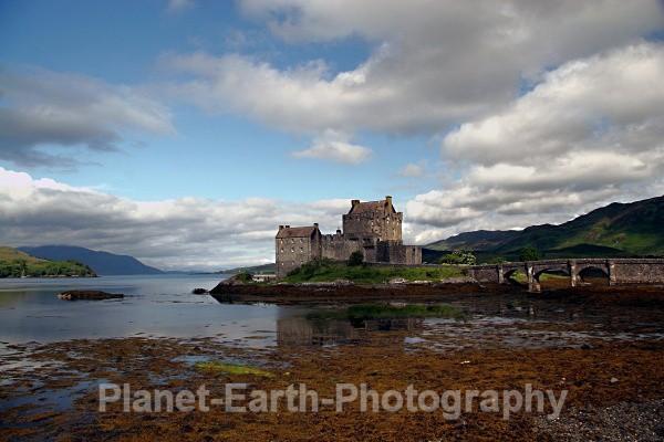 Eilean Donan Castle - Landscapes / Seascapes