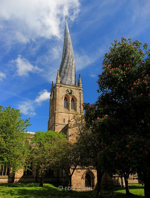Chesterfield's Icon - New Images