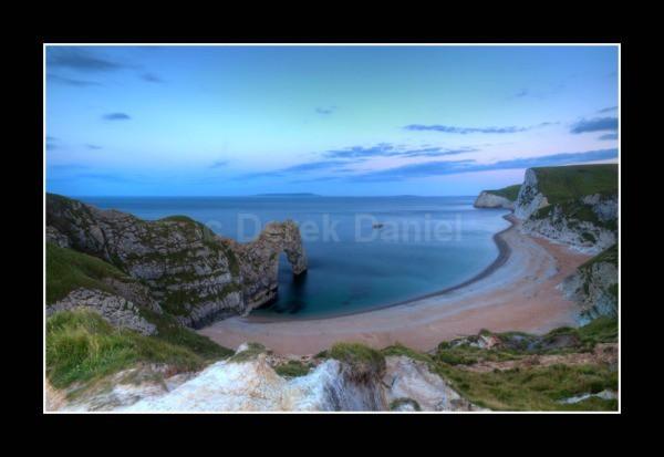 Durdle Dor at Sunrise - Dorset
