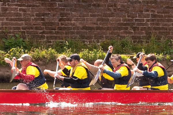 3 - Dumfries Devorgilla Dragon Boat Race 2010