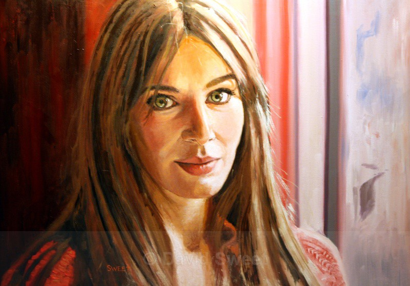 Katie - Oil Paintings
