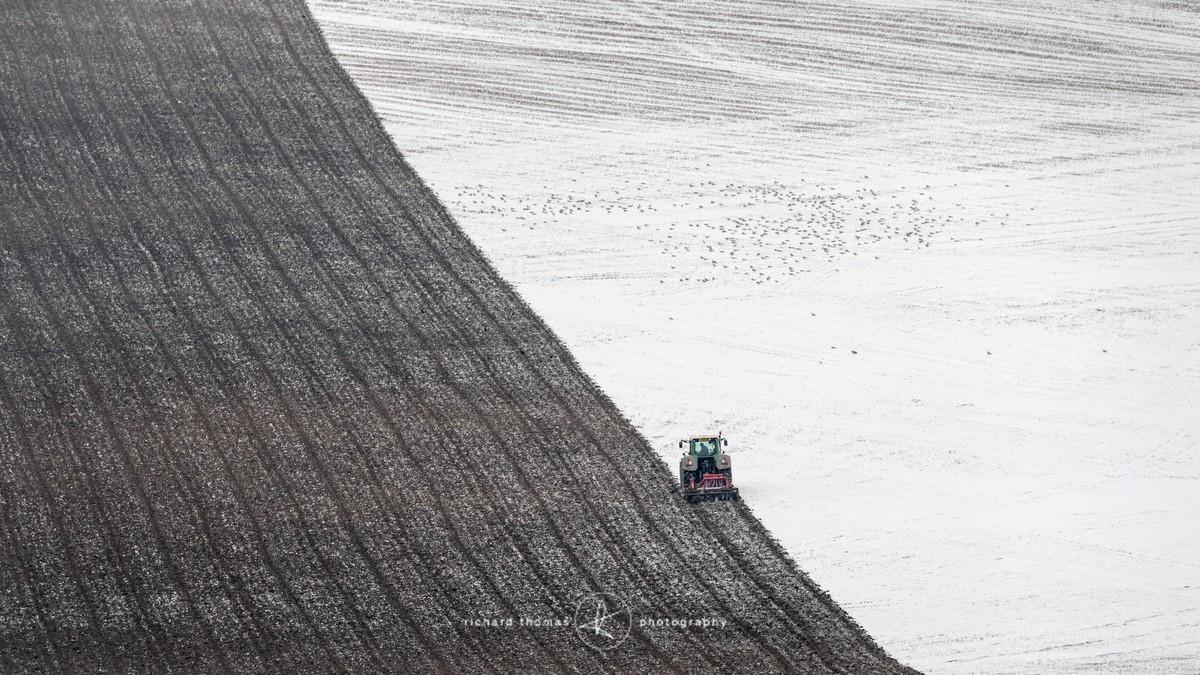 Snow Plough - WINTER