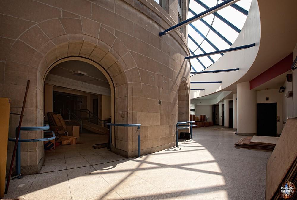 Schenley High School (Pittsburgh, PA) | New Addition - Schenley High School