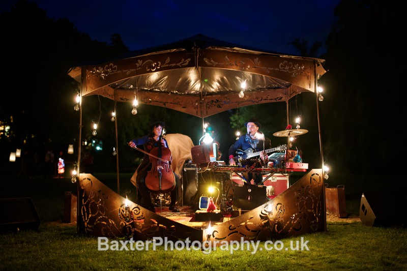 Fire And Festival - The Valley Gardens (Harrogate)