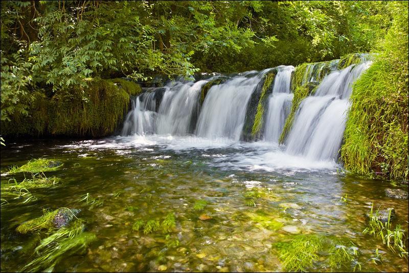 Lathkill Falls in Summer - Peak District | White Peak