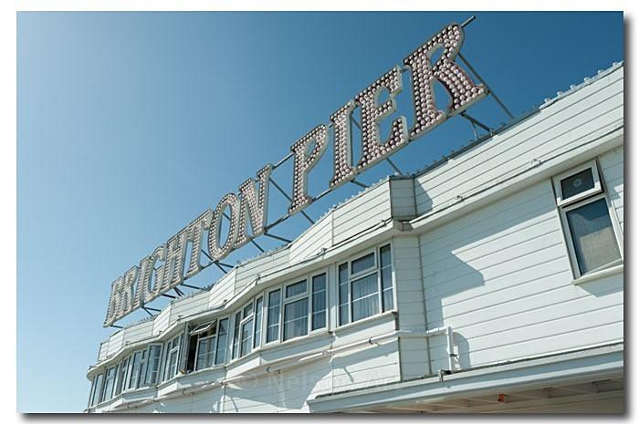 Brighton Pier - It's A Sign