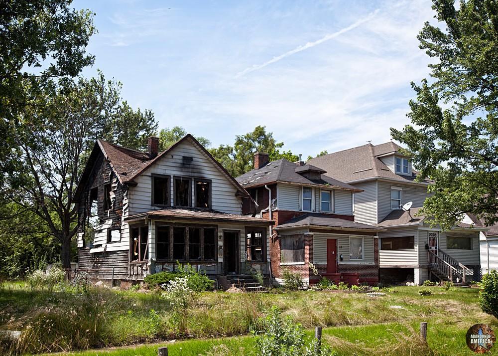 Gary, Indiana | Charred - Gary, Indiana