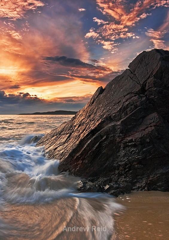 Shine On Harris - Landscapes