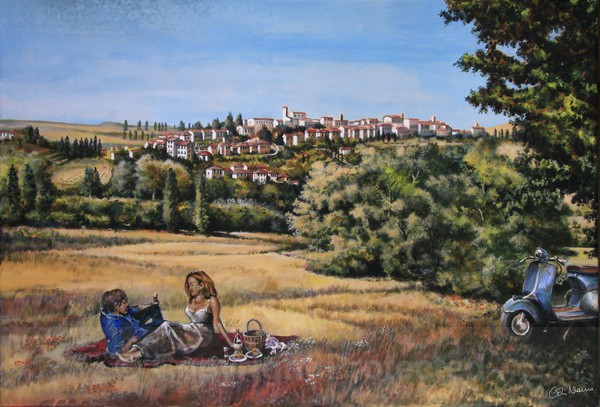 Grottazzolina, Marche, Italy - Latest work