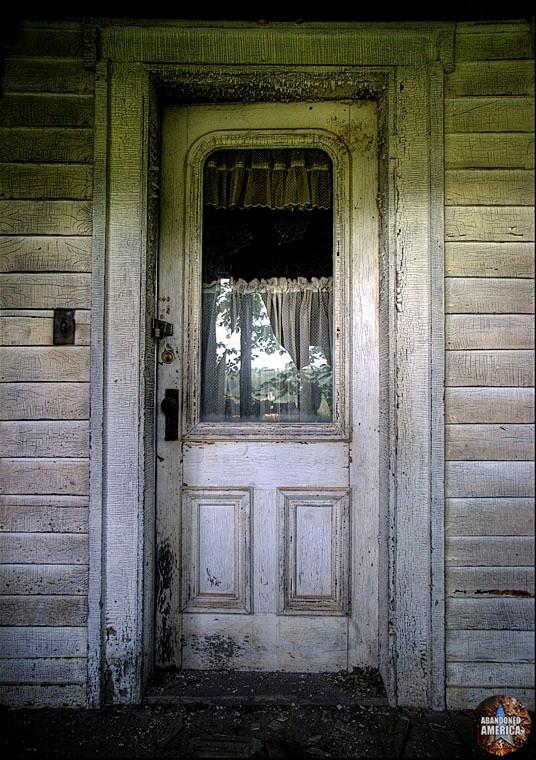 the door that nobody else will open - The Estey Farm