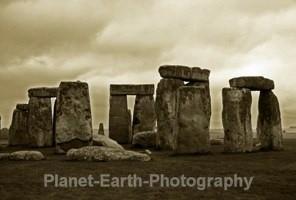 Stonehenge - Buildings / Structures