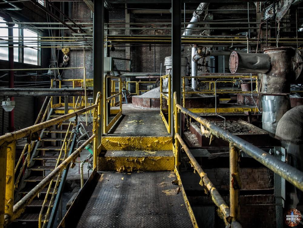 Buffalo Color Corporation | Walkways - Buffalo Color Corporation