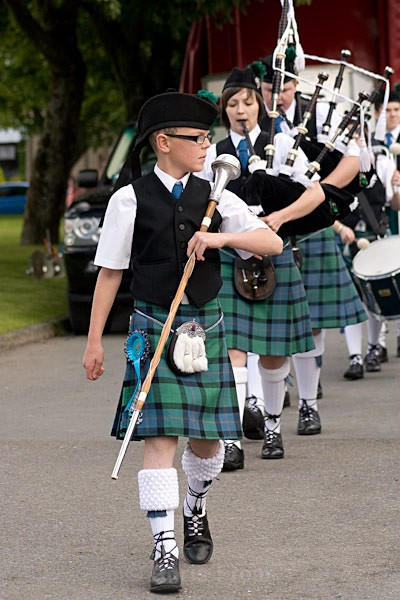 16 - Sanquhar Riding of the Marches 2010