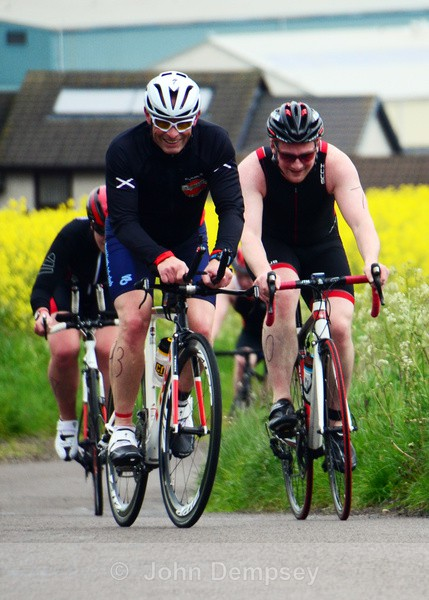 On The Road 7 - Montrose Triathlon 2015