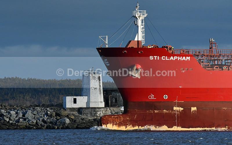 Courtenay Bay Battery STI Clapham Saint John New Brunswick Canada - Saint John