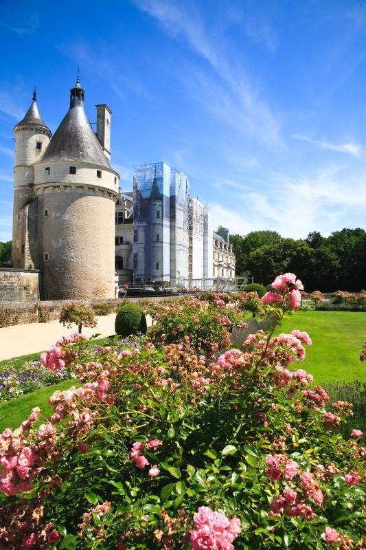 Chateau de Chenonceau - European Landscapes
