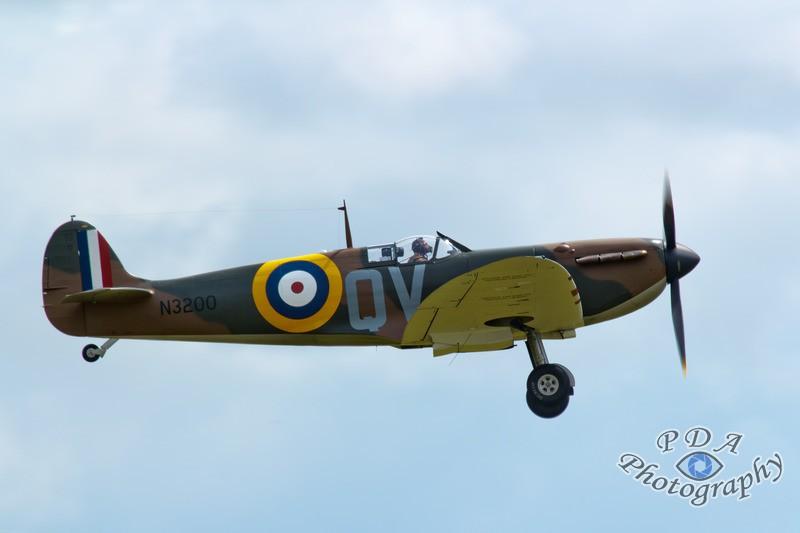 52 Spitfire Mk 1a