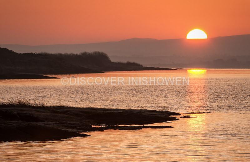 Sunrise, Isle of Doagh - Nature