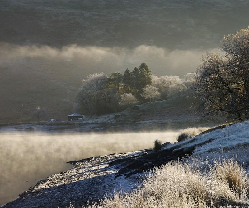 Steaming? - Wales