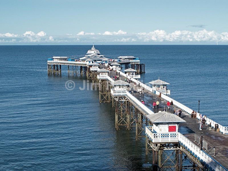 Llandudno Pier 060 - Wales
