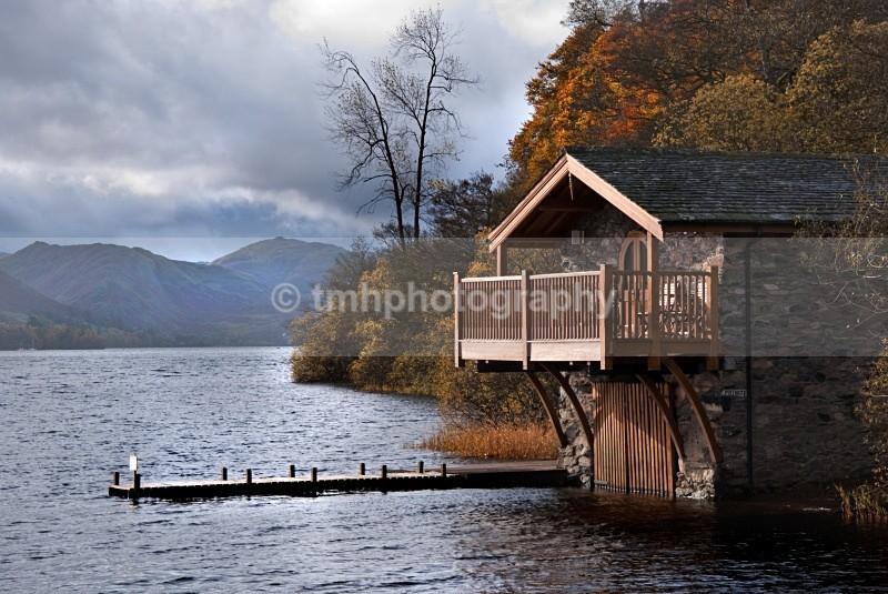 Ullswater Boathouse. - Lakedistrict