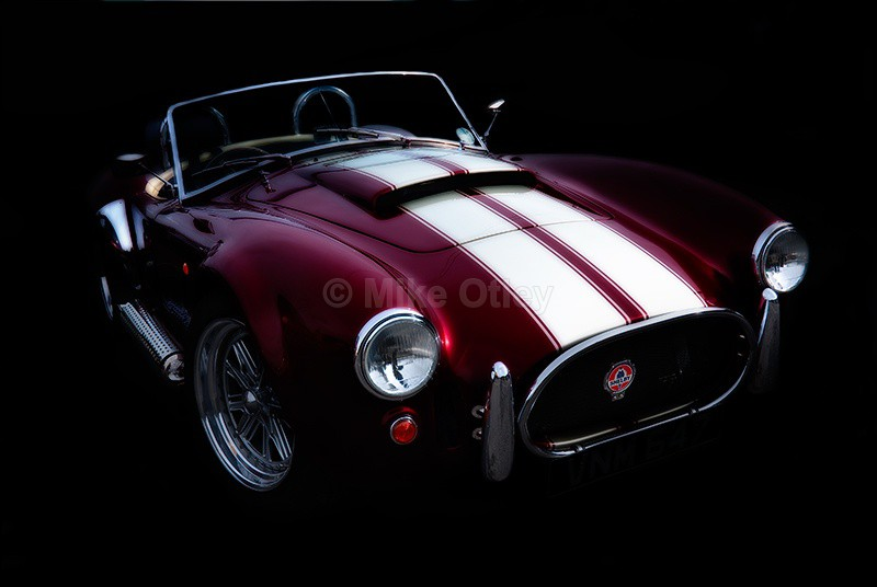 Dax Shelby AC Cobra - TRANSPORT