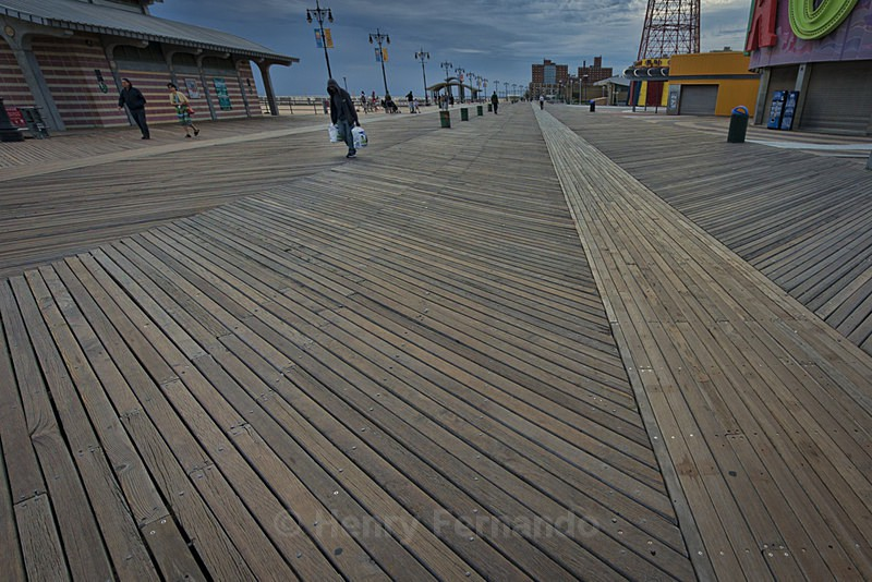 - Coney Island, New York