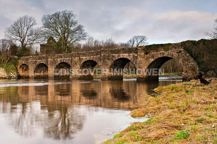 Castle Bridge, Buncrana - Inishowen peninsula