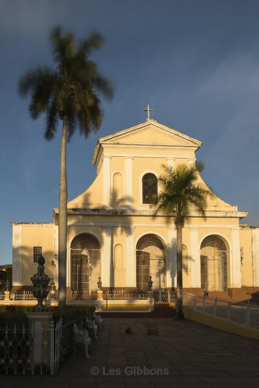 Trinidad Church2 - Cuba