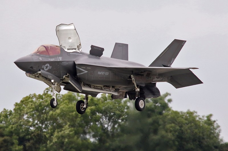 F-35B Lightning II, US Marine Corps - Aviation