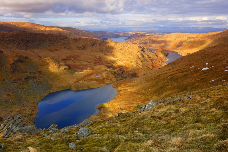Small water and Haweswater taken from Harter fell - Latest images