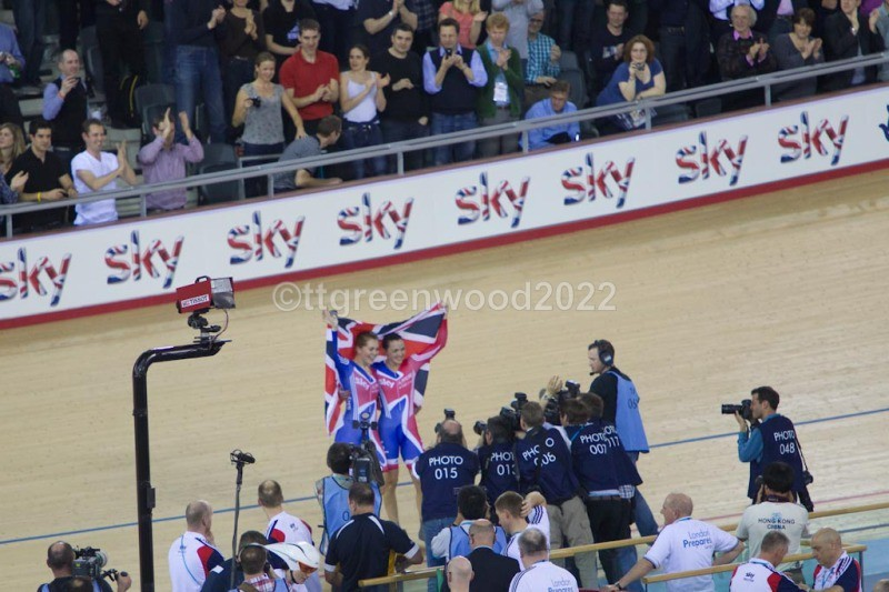 WCC-142 - World Cup Cycling Olympic Velodrome