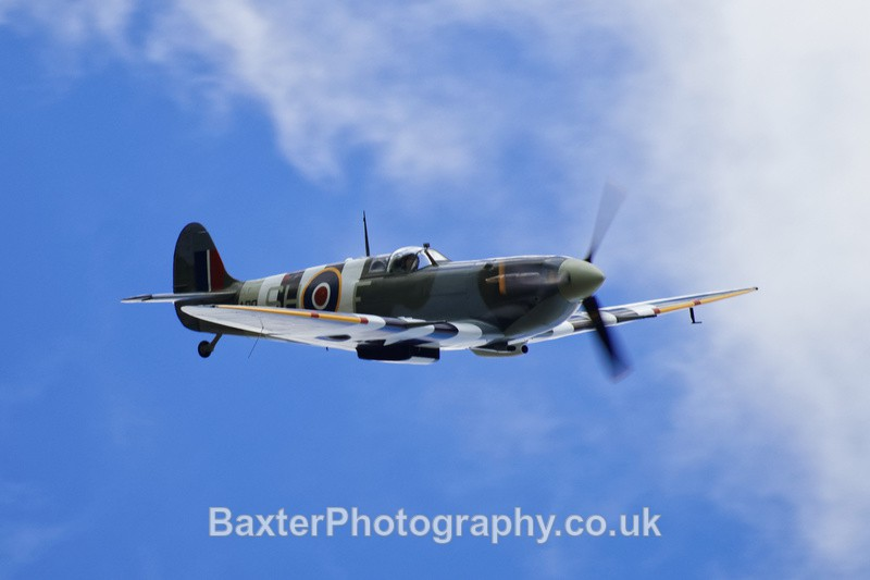 Spitfire in Flight - Miscellaneous