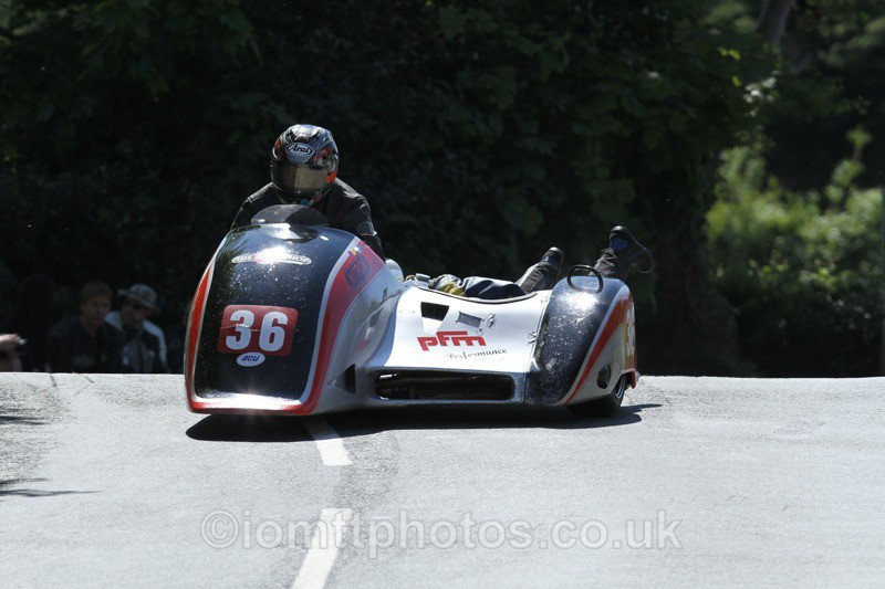 IMG_2419 - Sidecar Race 2 - TT 2013