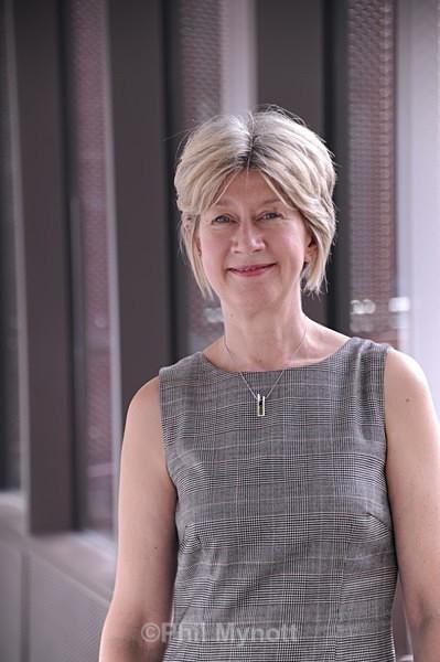 Photographer Cambridge UK Alison Hirst portrait ARU Cambridge