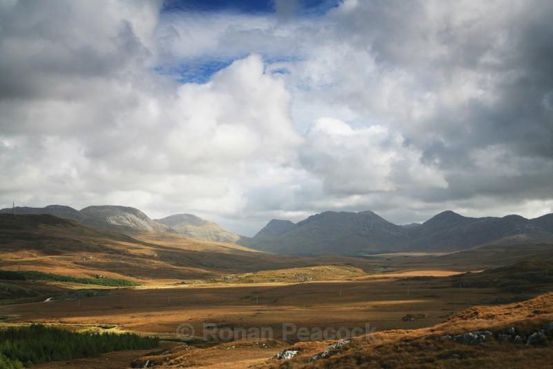 Light and Dark - West of Ireland