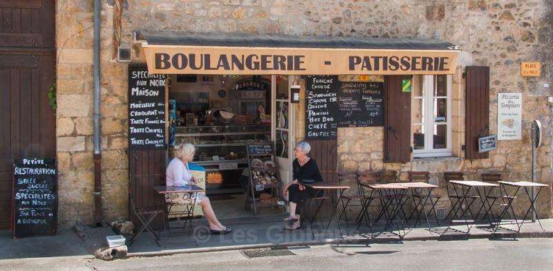 Domme Boulangerie - The Dordogne