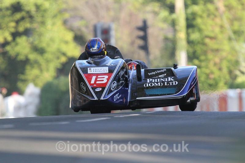 IMG_5461 - Thursday Practice - TT 2013 Side Car